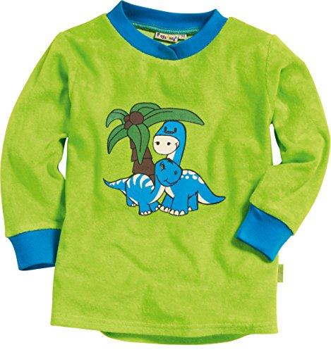 Playshoes Jungen Zweiteiliger Schlafanzug Dino