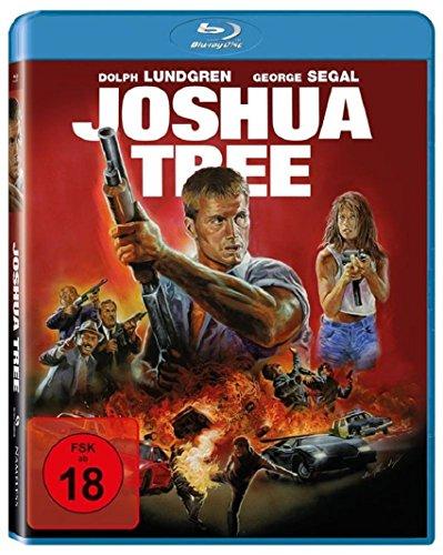 Preisvergleich Produktbild Joshua Tree (Barett - Das Gesetz der Rache) - Uncut/Remastered Blu-ray
