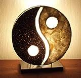 Asiatische Tischleuchten Yin Yang Classic S (LA22-14/S), Tischlampen, Designer Stimmungsleuchten, Bali
