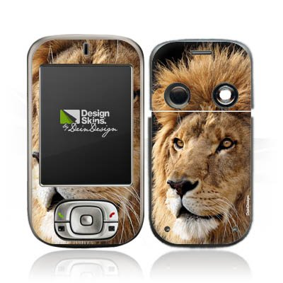DeinDesign O2 XDA PDA Mini Case Skin Sticker aus Vinyl-Folie Aufkleber Lion King Löwe Raubkatze Lion Pda