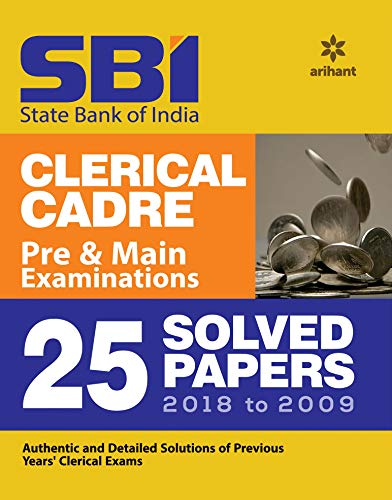 SBI Clerk Junior Associates Solved Paper Pre and Main 2019