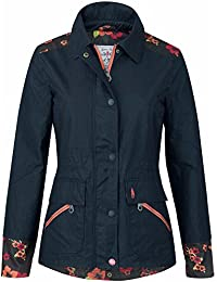 Jack Murphy Womens/Ladies JAC719 Alex Waxed Country Jacket