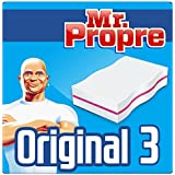 Mr. Propre - Gomme Magique Original Nettoyante pack de 3 - Lot de 3