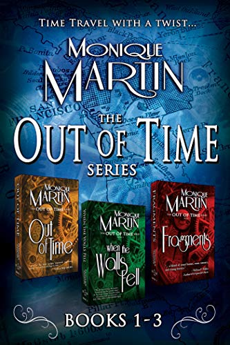 Out of Time Series Box Set (Books 1-3) (Out Of Time Box Set Book 1) (English Edition) por Monique Martin