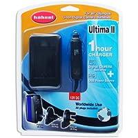 Hahnel Chargeur pour batterie photo Olympus