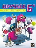 Odyssée Mathématiques 6e éd. 2014 - Manuel de l'élève (format compact)