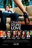 Crazy Stupid Love Film Poster ca. Größe 27,9 x 20,3 cm