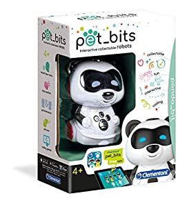 Ciencia y Juego - Pets Bits Panda (Clementoni 12098)