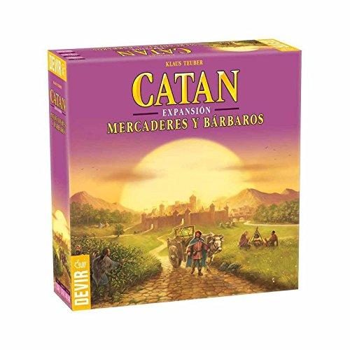 Devir Iberia 934306 Expansión Catán: Mercaderes