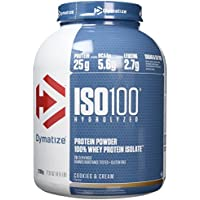 Dymatize ISO 100 Cookies and Cream - 2.2kg