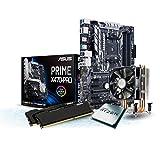 Kiebel Aufrüst-Bundle Ryzen 2: [182206] AMD Ryzen 7 2700X 8-Kern (8x3.7 GHz) | 16GB DDR4-2666 | SupremeFX Sound + Gaming-LAN | ASUS X470-Pro | Aufrüst Set Komplett vormontiert und Getestet