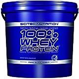 100% whey protein - 5 kg - Crème d'Orange - Scitec nutrition