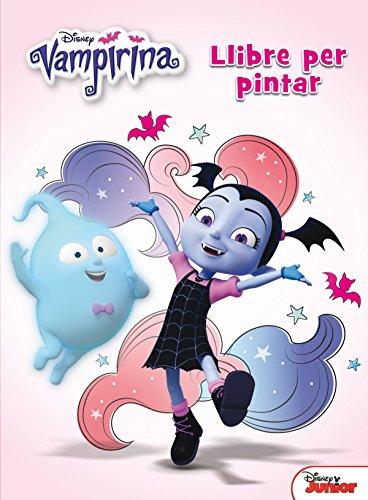 Vampirina. Llibre per pintar (Disney) por Disney