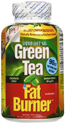 Applied Nutrition - Green Tea Fat Burner - 90 Softgels (Nutrition-shop)