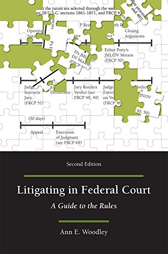 Litigating in Federal Court: A Guide to the Rules, Second Edition