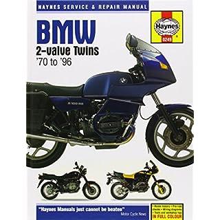 BMW 2-Valve Twins 1970-1996 (Haynes Manuals)