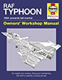 Haynes Raf Typhoon: 1994 Onward (all Models) Owner