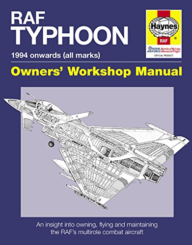 RAF Typhoon Manual: An Insight into Owning, Flying and Maintaining the World's Most Advanced Multi-role Fast Jet (Owners Workshop Manual)