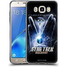 Ufficiale Star Trek Discovery Vulcan Salute Posters Cover Morbida In Gel Per Samsung Galaxy J5 (2016)