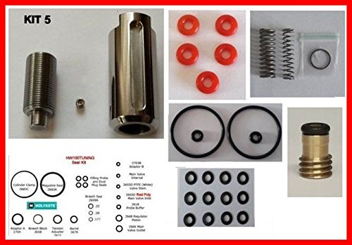 Kit 4 – Anti Tamper Overhaul Kit für Weihrauch HW100 & HW101