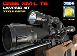 Best Air Rifle Scopes - Forrader Cree XM-L T6 scope mount lamping lamp Review