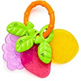 Mother Panda Fruit Baby Teethers Rattle