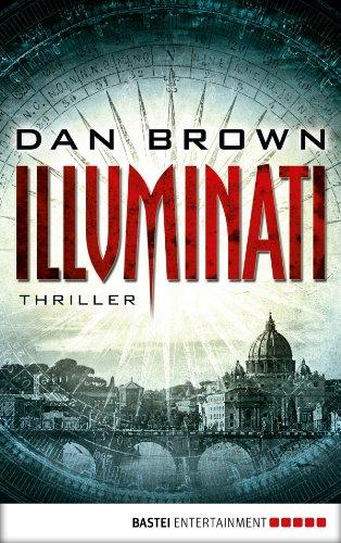 Buchseite und Rezensionen zu 'Illuminati' von Dan Brown