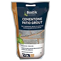 Bostik 30812549 Self-Hardening Cementone Patio Grout - Natural