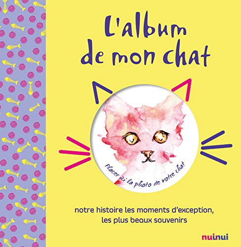 L'album de mon chat par Collectif