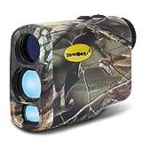 LaserWorks LW1000SPI Laser Rangefinder for Hunting Golf,Fog measurement,Waterproof Camouflage