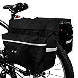 Best Bike Panniers - BV Bike Bag Bicycle Panniers with Adjustable Hooks Review