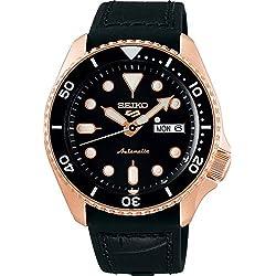 Reloj Seiko para Hombre, Negro, Specialist, 6K1