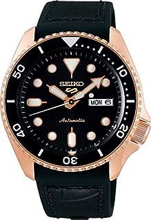 Seiko Men's Analogue Automatic Watch with Silicone Strap SRPD76K1 (B07WJV73DM) | Amazon price tracker / tracking, Amazon price history charts, Amazon price watches, Amazon price drop alerts