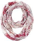 s.Oliver Damen Schal 39.811.91.3699, Violett (Purple/Pink AOP 45a1), One Size