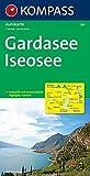 Gardasee - Iseosee: Autokarte 1:125000 (KOMPASS-Autokarten, Band 335)