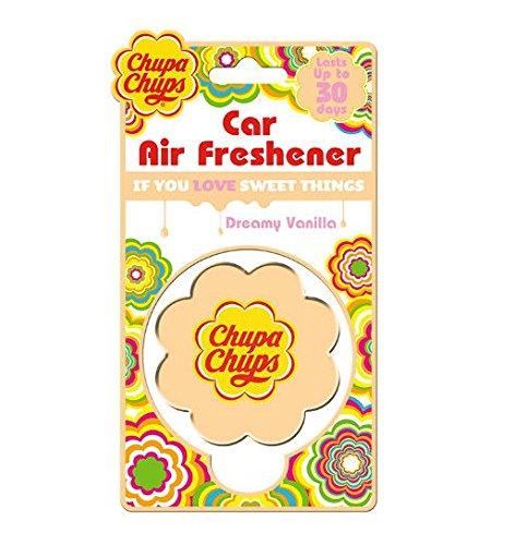 Deodorante per auto Chups Dreamy profumo di vaniglia dolce Moments deodorante per auto, durata fino a 30giorni CHU1006