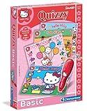 Clementoni 62570 Hello Kitty - Juego educativo electrónico de preguntas y respuestas (en alemán)