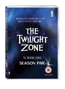 Twilight Zone - Season 5 [DVD] [UK Import]