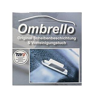 Ombrello Original Scheibenbeschichtung Regenabweiser - Kit mit Vorreinigungstuch
