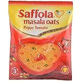 Saffola Masala Oats - Peppy Tomato, 40g Pouch