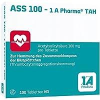 ASS 100-1A Pharma TAH 100 stk preisvergleich bei billige-tabletten.eu