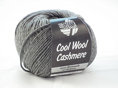 Lana Grossa Cool Wool Cashmere 007 / 50g Wolle (Cashmere 10% Wolle)