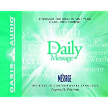 Daily Message Bible-MS (The Message)