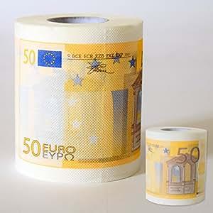 papier toilette en billets d 39 euro papier wc papier toilette en billets de banque 50 100 500. Black Bedroom Furniture Sets. Home Design Ideas