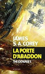 La porte d'Abaddon - The Expanse 3 (Exofictions) de James S. A. Corey