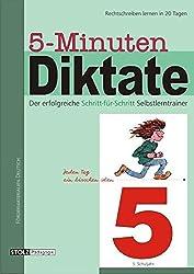 5-Minuten-Diktate, neue Rechtschreibung, 5. Schuljahr