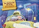 Der Nikolaus hat viel zu tun: Bilderbuchgeschichten für unser Erzähltheater. Entdecken. Erzählen. Begreifen. Kamishibai Bildkartenset