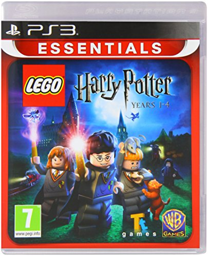 Price comparison product image LEGO Harry Potter Years 1-4 (PS3)