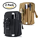 Universal Tactical waist bag | Edc Outdoor militare per cintura in vita in Phone case gadget tasca per iPhone x 8 7 6 6S Plus Samsung Galaxy S8 S7 S6 S5 S4 S3 Note 8 5 4 3 2 LG G5 LG HTC