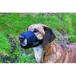 Trixie tamaño 4ajustable perro Bozal para perro formación